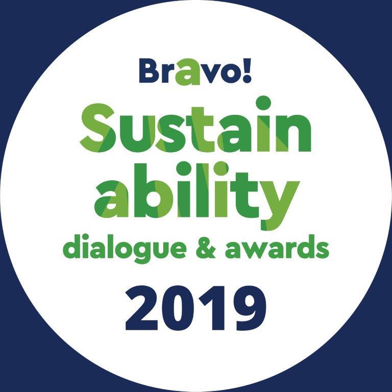 """Κορυφαία Διάκριση του Ομίλου ΕΛΠΕ στα """"Bravo Sustainability Awards 2019"""""""