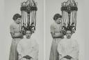 Ο γάλλος που επινόησε την περμανάντ. Στις δοκιμές έκαψε τα μαλλιά και το δέρμα της γυναίκας του. Όμως τελικά δημιούργησε ένα μηχανισμό που θύμιζε φουτουριστική ταινία
