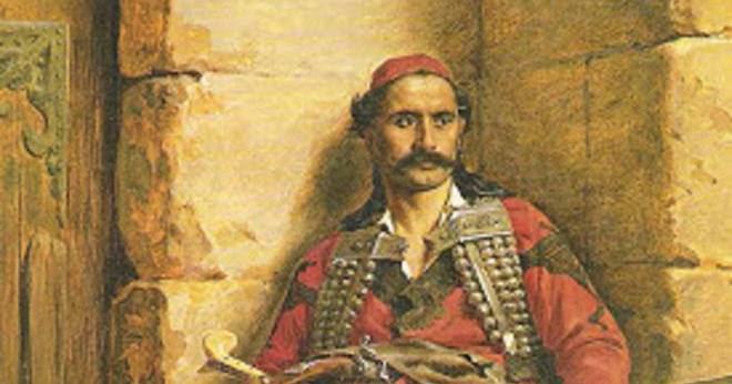 """Η ζωή και η δράση του αρματολού Διαμαντή """"Ολύμπιου"""". Με μόλις 1200 άνδρες σταμάτησε 20.000 Τούρκους. Η σκληρή διαμάχη του με τον Ανδρούτσο που οδήγησε την οικογένειά του σε αιχμαλωσία"""