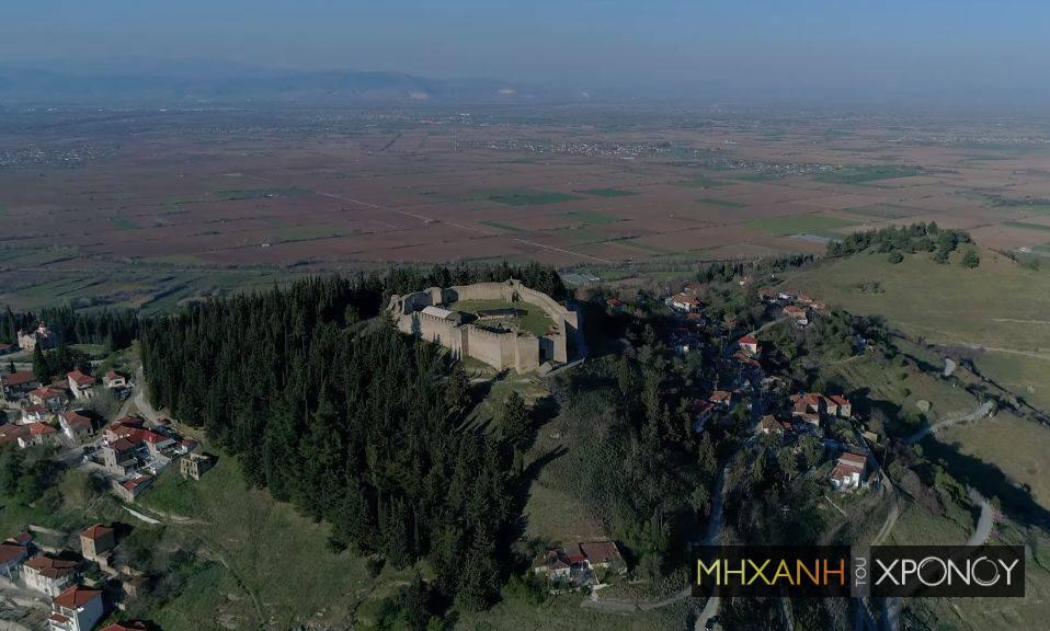 """Φανάρι. Το βυζαντινό οχυρό που ήλεγχε το πέρασμα από την Ήπειρο στη Θεσσαλία. Με τα υλικά της οχύρωσης έχτισαν την """"πέτρινη τράπεζα"""" στην Καρδίτσα"""