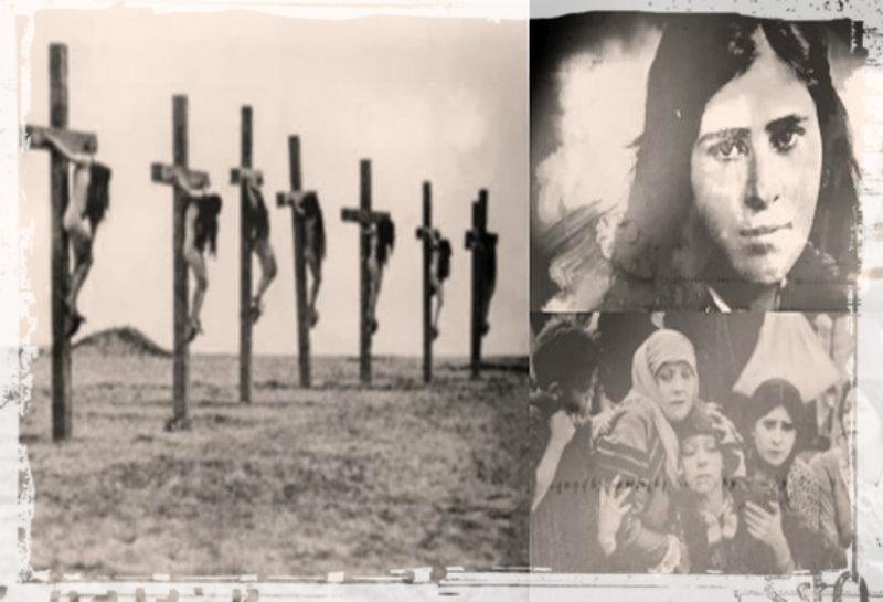 To μαρτυρικό τέλος για χιλιάδες Αρμένισσες που τις παλούκωσαν και τις σταύρωσαν οι Τούρκοι. Η απόδραση της 14χρονης που κατήγγειλε τους βιασμούς και τα σκλαβοπάζαρα