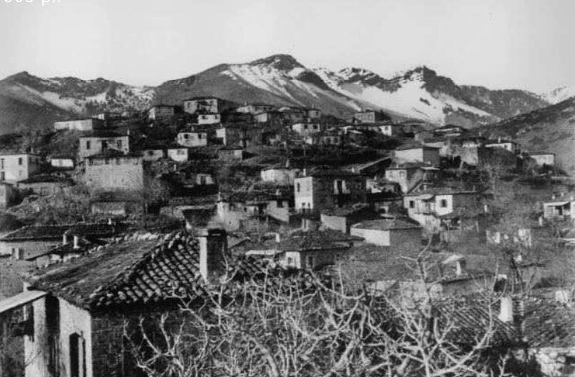 Τα εγκλήματα της μεραρχίας Εντελβάις. Το άγνωστο ολοκαύτωμα της Μενδενίτσας. Προσπάθησαν να σβήσουν το χωριό από το χάρτη. Βασάνισαν και κακοποίησαν τους κατοίκους