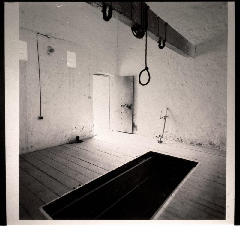 Ο Βρετανός δήμιος που πραγματοποίησε την τελευταία εκτέλεση στο Ηνωμένο Βασίλειο. Είχε απαγχονίσει αγωνιστές της ΕΟΚΑ στην Κύπρο