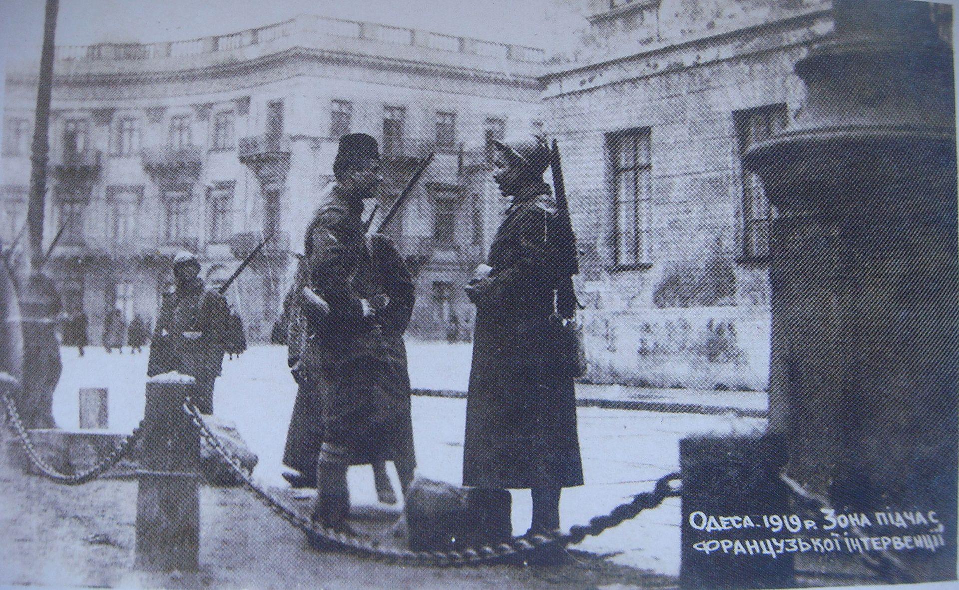 Η συμμετοχή της Ελλάδας στην εκστρατεία της Ουκρανίας κόντρα στους Μπολσεβίκους. Οι σύμμαχοι υπόσχονταν υποστήριξη σε Αν. Θράκη και Μικρά Ασία. Γιατί θεωρήθηκε ολέθρια