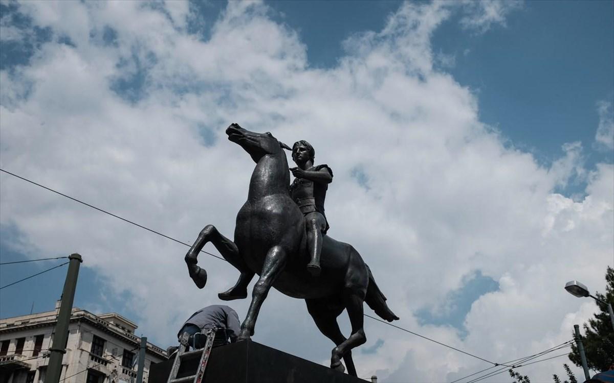 Quiz: Διάσημα αγάλματα στο κέντρο της Αθήνας. Μπορείτε να τα αναγνωρίσετε;
