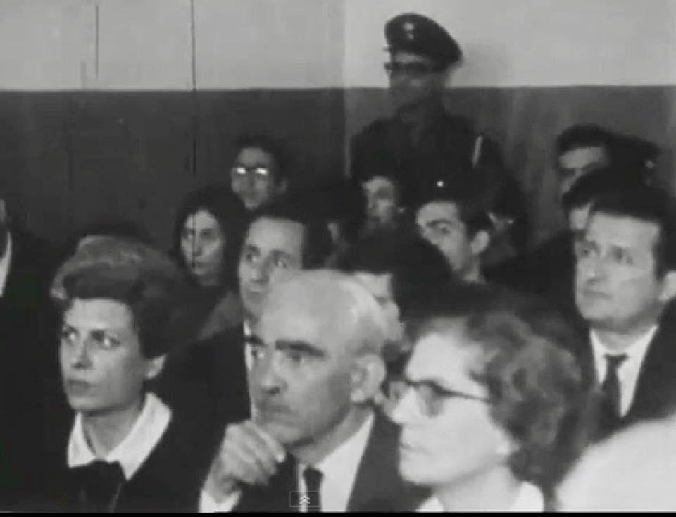 Το τραγούδι που έγραψε ο Μίκης Θοδωράκης για την Έλενα Ακρίτα και τη φυλακισμένη μητέρα της. Η δράση της Σύλβας Ακρίτα κατά της χούντας