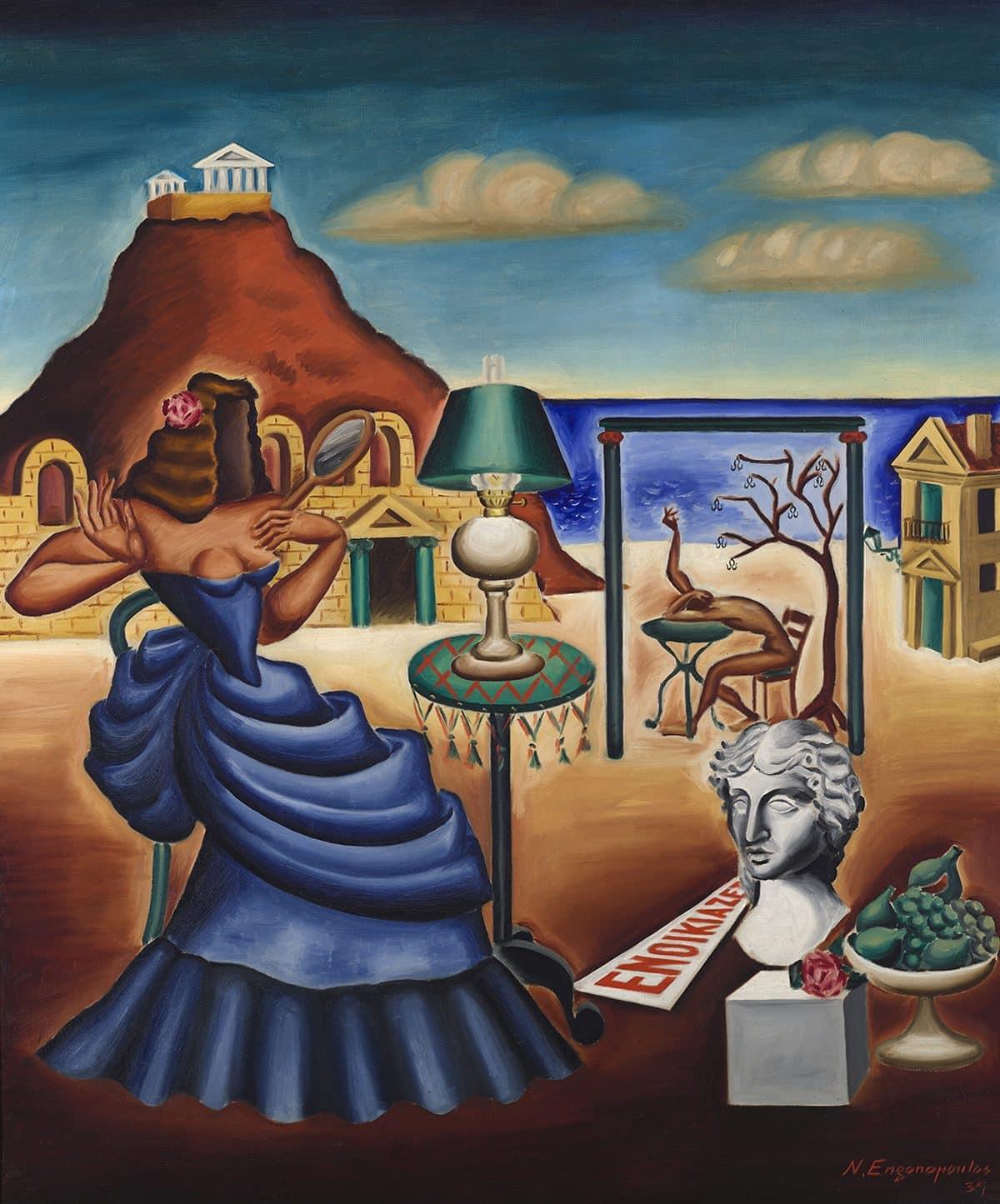 Κουίζ. Αναγνωρίζετε διάσημους πίνακες Ελλήνων ζωγράφων;
