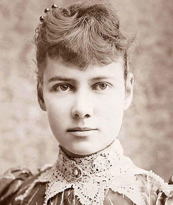 Η πρώτη γυναίκα που έκανε το γύρο του κόσμου σε 72 μέρες. Ήταν πολεμική ανταποκρίτρια και διέλυσε όλα τα σεξιστικά στερεότυπα. Η Νέλλυ Μπλάι που ξεσκέπασε τα άθλια ψυχιατρεία των ΗΠΑ