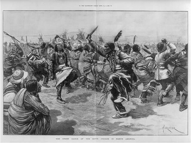 Ο Χορός των φαντασμάτων. Η θρησκευτική τελετή των Ινδιάνων για την ανάσταση των προγόνων τους. Πώς κατέληξε σε ομαδική σφαγή από τους λευκούς αποικιοκράτες