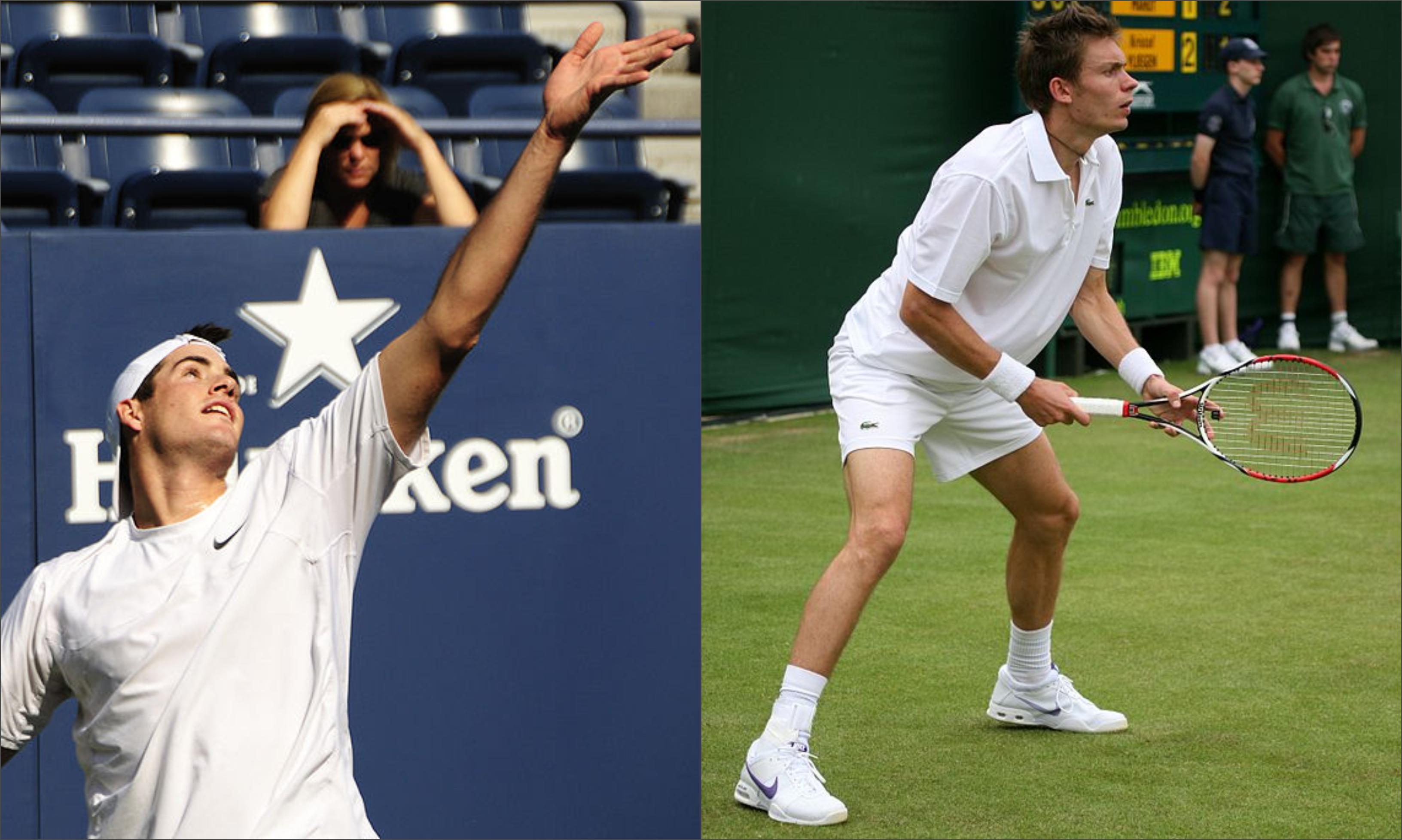 Ο μεγαλύτερος αγώνας τένις στην ιστορία. Διήρκεσε 3 ημέρες και έσπασε συνολικά δέκα ρεκόρ.