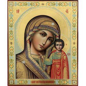 Η Παναγία του Καζάν. Η περιπέτεια της εικόνας που τιμούν οι Ρώσοι. Εξαφανίστηκε μυστηριωδώς, εντοπίστηκε, εκλάπη και καταστράφηκε στην πυρά. Τα αντίγραφα στην Ελλάδα