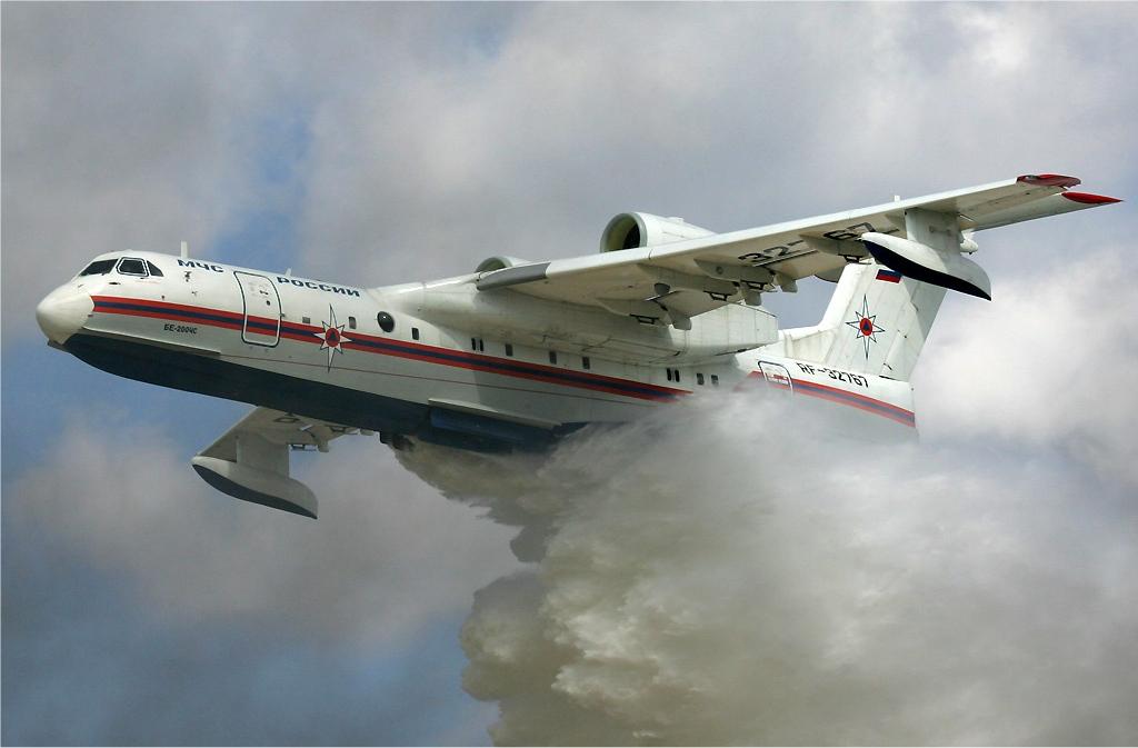 Και δεύτερο αεροσκάφος Beriev Be-200 ζητά η Ελλάδα από την Ρωσία για την αντιμετώπιση της φωτιάς – Πόσο κοστίζει