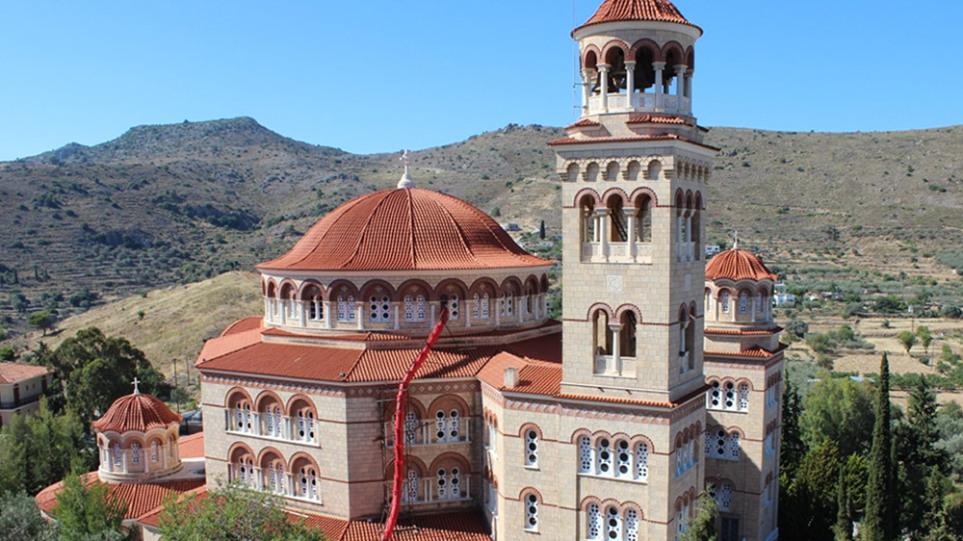 Αίγινα. Θετικές στον κορονοϊό 16 μοναχές στο μοναστήρι του Αγ. Νεκταρίου. Μέχρι πότε θα παραμείνει κλειστό