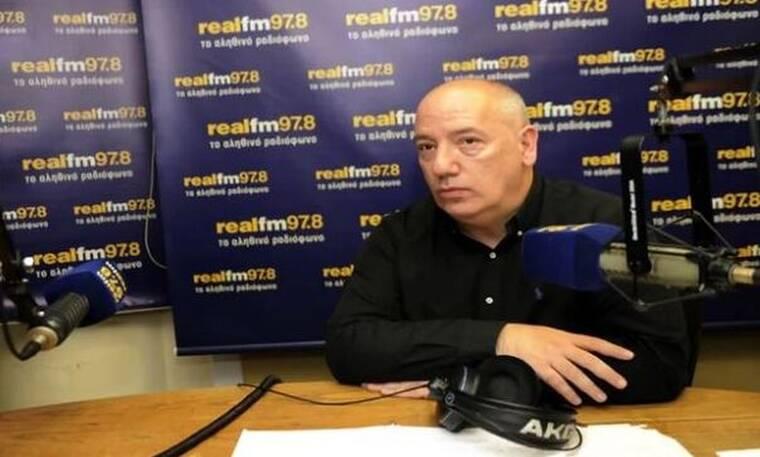 Πέθανε ο δημοσιογράφος Βασίλης Μπουζιώτης. Εργάστηκε ως αρχισυντάκτης σε πολλά έντυπα μέσα