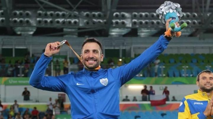 Παραολυμπιακοί Αγώνες. Χάλκινο στη σπάθη ο Τριανταφύλλου – Το πρώτο μετάλλιο για την Ελλάδα