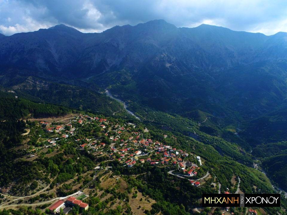 """Αυτά είναι """"Τα Ψηλά Βουνά"""" που ενέπνευσαν τον Ζαχαρία Παπαντωνίου να γράψει το αναγνωστικό της Γ' Δημοτικού. Που βρίσκονται"""