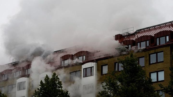 Έκρηξη σε κτίριο στο Γκέτεμποργκ. 25 τραυματίες μεταφέρθηκαν στο νοσοκομείο-Οι τρεις σε σοβαρή κατάσταση