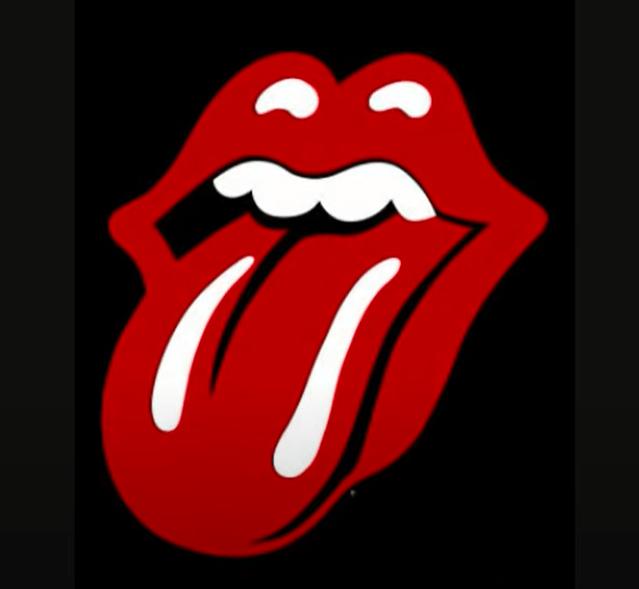 """Η εμβληματική """"γλώσσα"""" στο λογότυπο του θρυλικού συγκροτήματος Rolling Stones. Πώς το εμπνεύστηκε ο γραφίστας που πήρε ψίχουλα για τη δημιουργία του"""