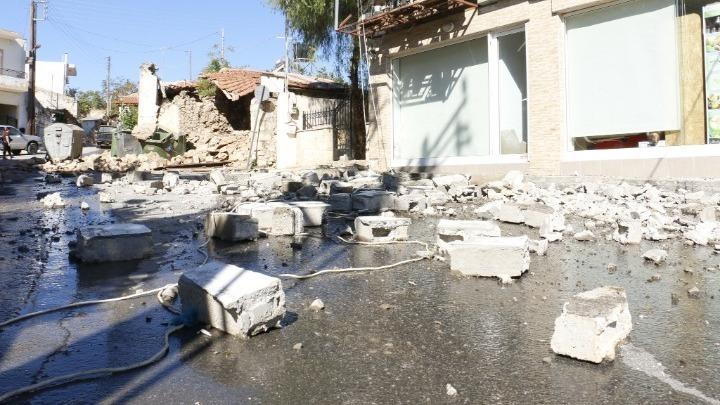 Σεισμός στην Κρήτη. Πάνω από 1.000 πέτρινα κτίσματα κρίνονται ακατάλληλα- Ζημιές και σε δίκτυα υποδομών και ύδρευσης