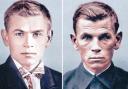 Η φρίκη του πολέμου σε δύο «αθώες» φωτογραφίες του ίδιου σοβιετικού στρατιώτη. Τραβήχτηκαν σε απόσταση 4 χρόνων