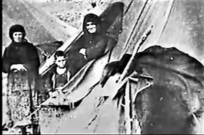 προσφυγιά, Θράκη