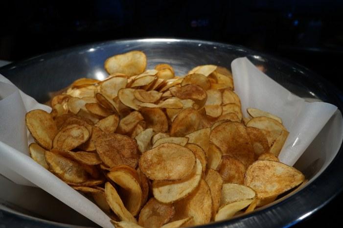 πατατάκια, τσιπς, εφευρέτης