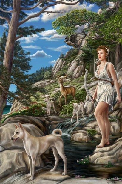Artemis zeita