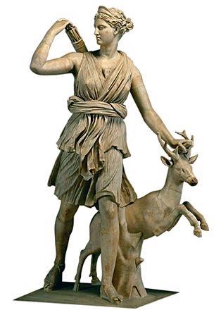 Artemis,zeita vanatorii