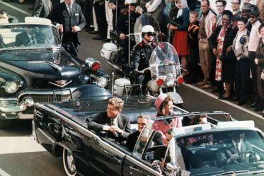 asasinarea lui John F.Kennedy