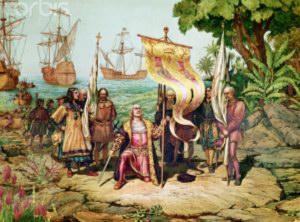 descoperirea Americii de catre Cristofor Columb