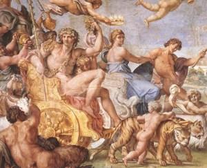 Dionysos si Ariadna