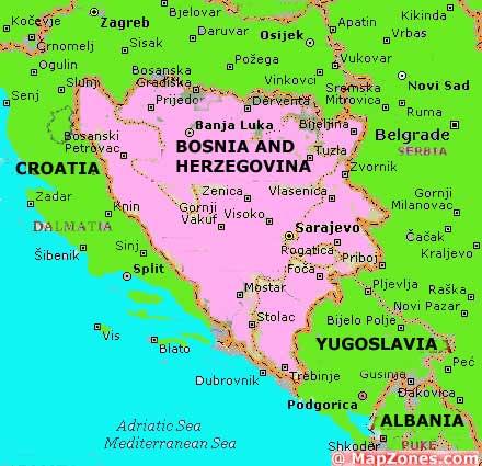sarajevo-capitala Bosniei-hertegovinei