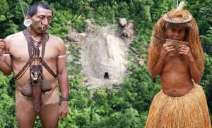 waoranii,tribul izolat de lume