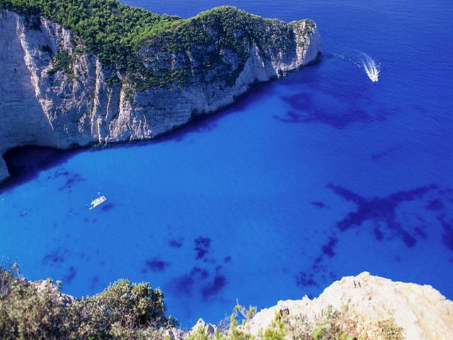 St. George Bay, Zakynthos, Greece