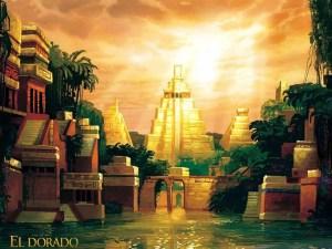 legendarul tinut El Dorado