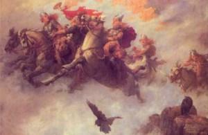 mitologia nordului