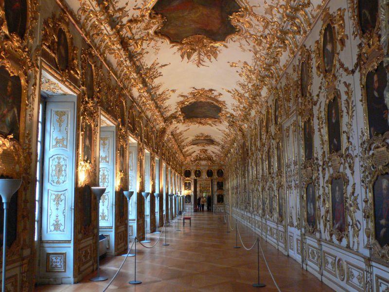 palatul dinastiei wittelsbach