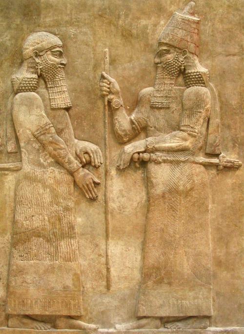 sargon ,primul mare cuceritor al antichitatii