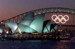 jocurile olimpice de la Sydney -Australia