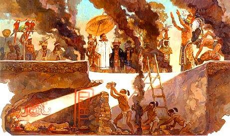 mayasii ,rituri si ritualuri
