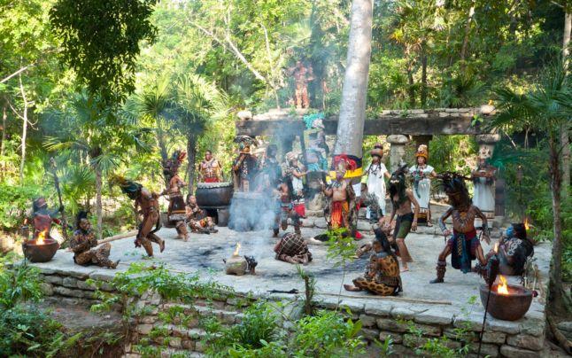 mayasii vechi si mayasii moderni