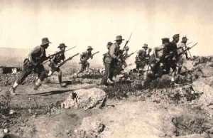 soldatii australieni in primul razboi mondial