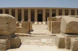 templul de la Abydos