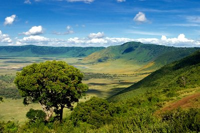 locurile unde locuiesc masaii