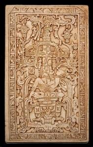 sarcofagul lui Pakal cel Mare