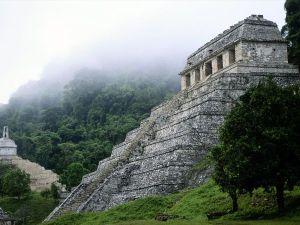 templul soarelui de la palenque