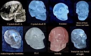 Craniile de cristal ,legenda si adevar
