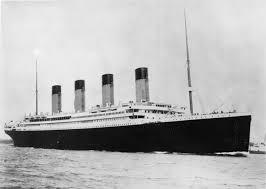 misterele titanicului