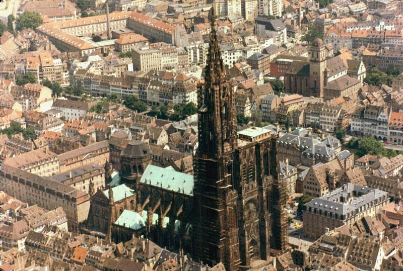 catedrala Notre Dame din Strasbourg