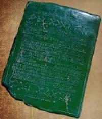 legenda tablitelor de smarald ale lui thoth cel intelept